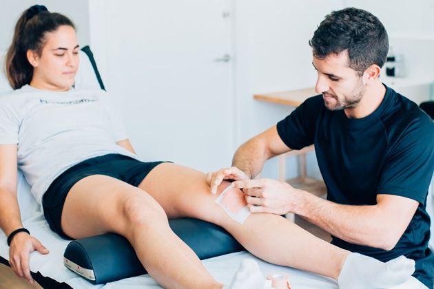 Clinica de fisioterapia Terrassa