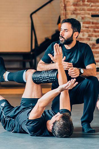Jordi Lázaro Preparador fisic