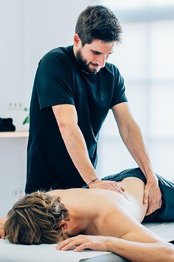 Fisioterapeuta Ramon Giró