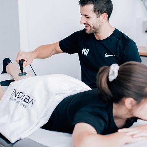 Indiba fisioterapia